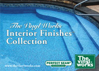 The Vinyl Works Interior Pool Finishes and Patterns Brochure