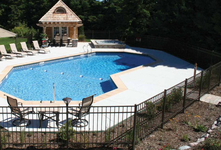 Matrix systems pool gallery for Pool design cost