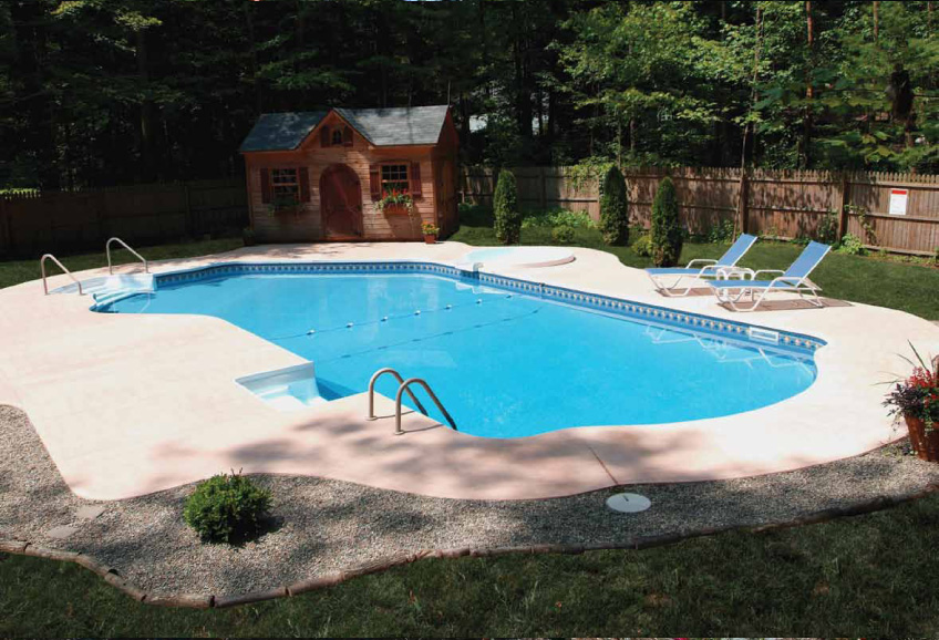 Matrix Systems Pool Gallery