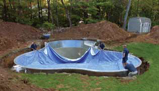 How Steel Wall Pools are Made