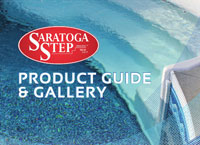Saratoga Steps Product Guide and Gallery Brochure
