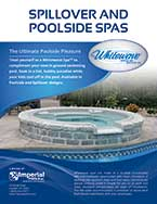 Whitewave™ Poolside and Spillover Spas