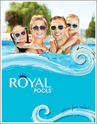 Royal Inground Pool Brochure