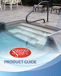 Saratoga Pool Steps Brochure