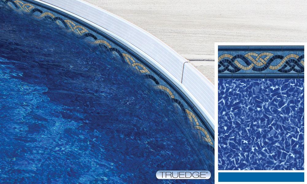 Matrix Pool Finishes | Liner Patterns
