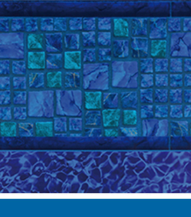 Cubic   Brilliant Bahama, 20/27 Mil • 27/27 Mil