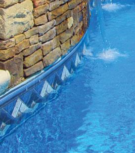 Geometric Pool Liners